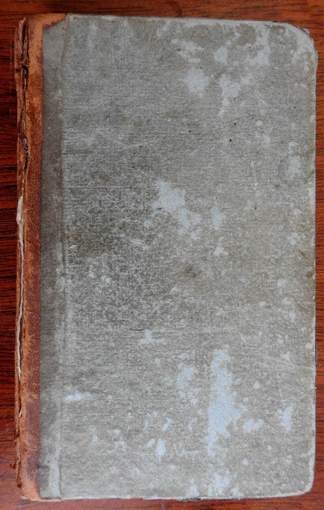 Dwight's Universal World Geography system 1800 Early American School book