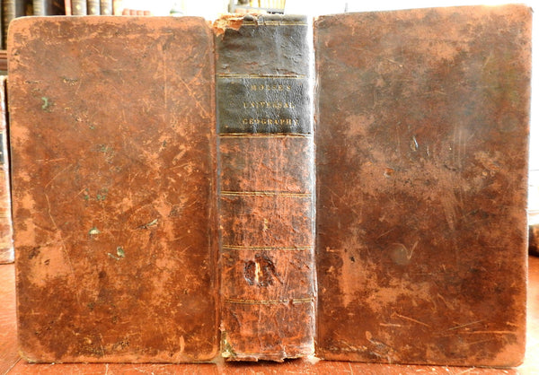 Jedidiah Morse's 1819 American Universal Geography United States history book