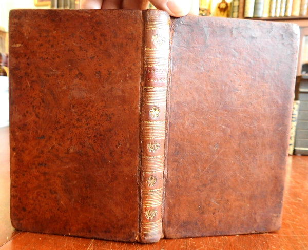 Sacred Bible Dramas for Young Persons 1806 NJ Hannah More rare leather book