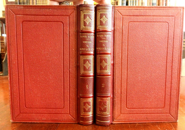 History of Pope Boniface VIII 1854 D. Louis Tosti French 2 volume set