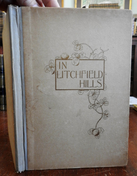 In Litchfield Hills Connecticut 1897 George Marvin pictorial local history