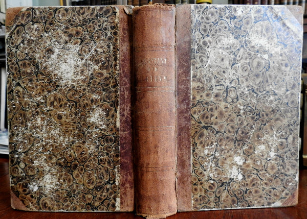 Mother Assistant & Young Lady's Friend 1847-8 sequential 24 issue run rare book