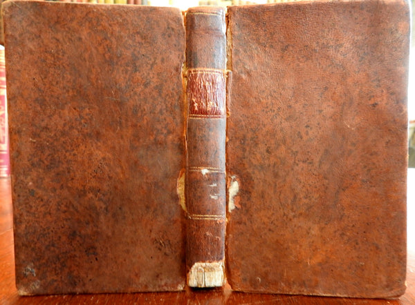 Mrs. Harriet Newell India Missionary Eulogy 1814 Religion portrait leather book