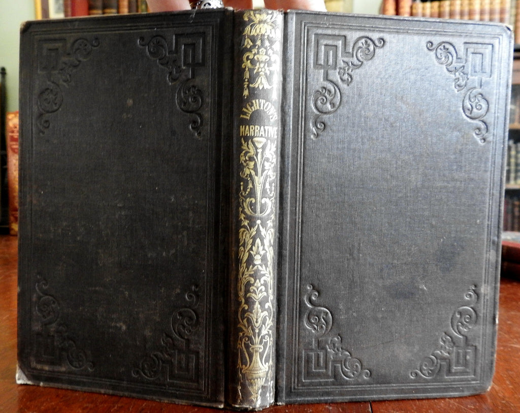Memoirs of William B. Lighton 1846 w/ 10 engravings nice antiquarian book