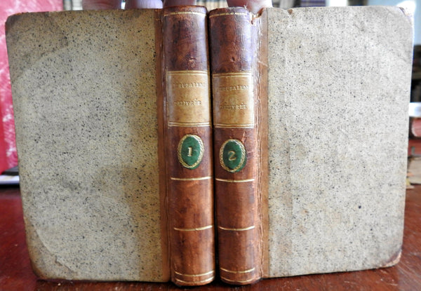 Jerusalem Delivered Torquato Tasso Italian Epic Poetry 1st Crusade 1800 fine set