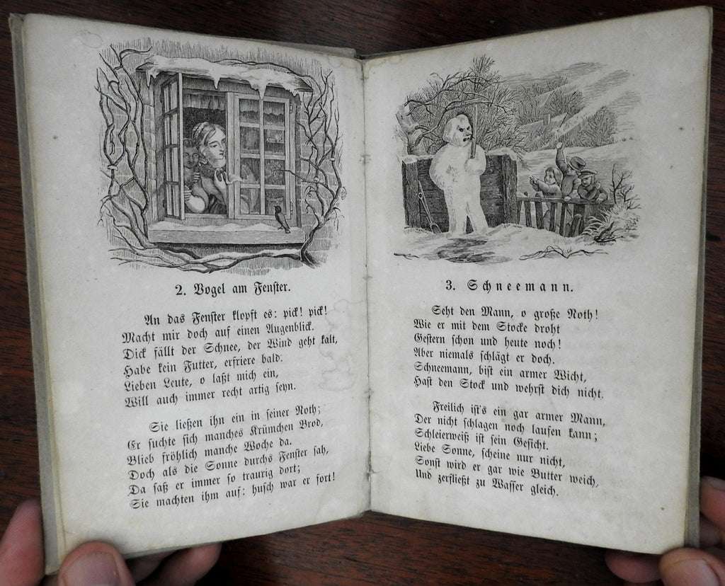 50 Fables for Children Wilhelm Bey & Otto Speckter 1860's German children's book
