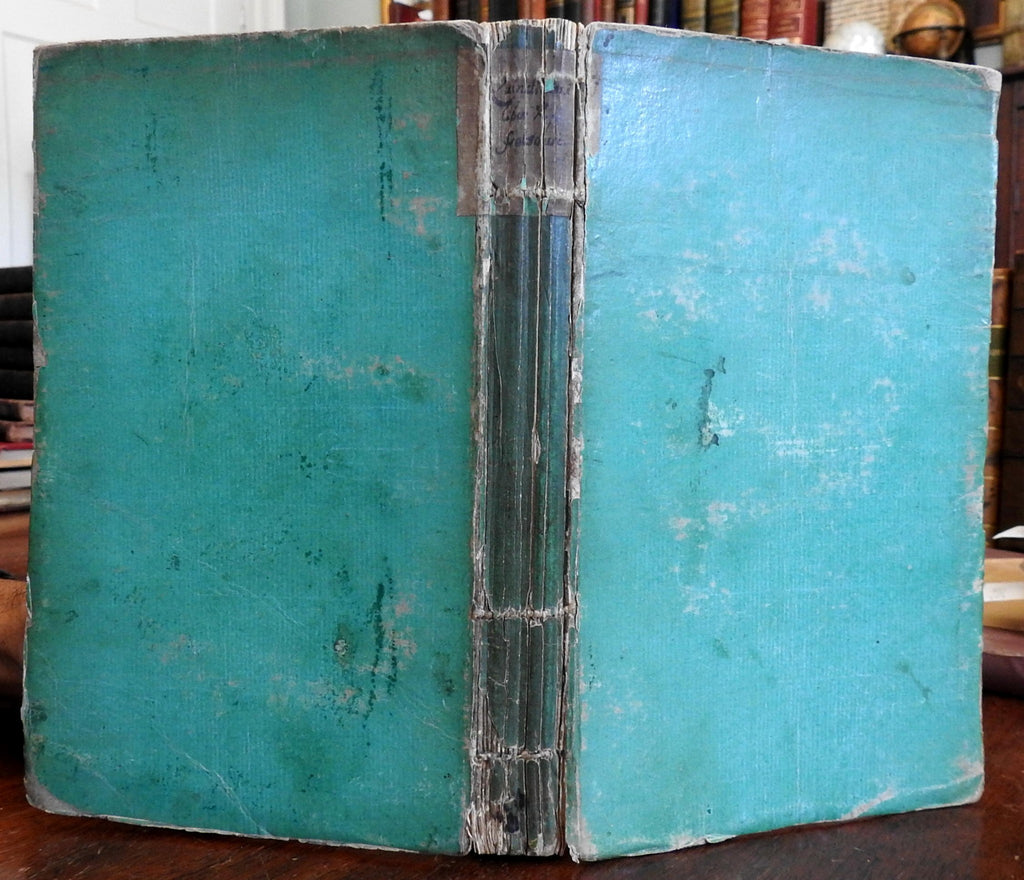 Institutes of Oratory Book Ten Quintilian 1829 Roman author old Latin book