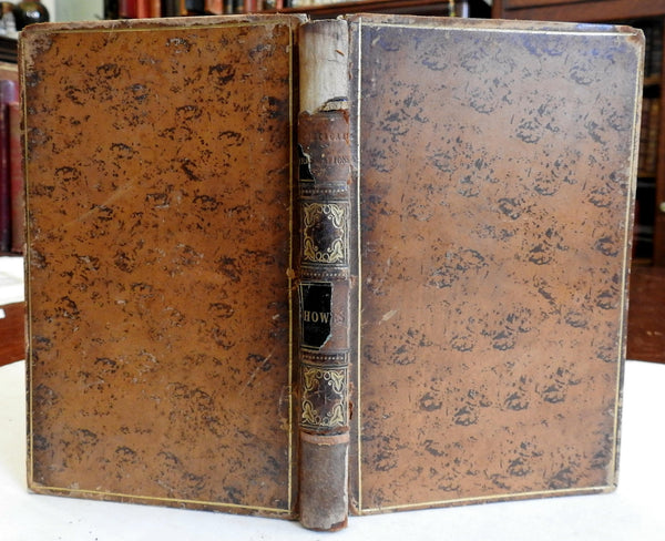 Collected Poetical Translations & Latin Prize Essay 1806 Francis Howes rare book