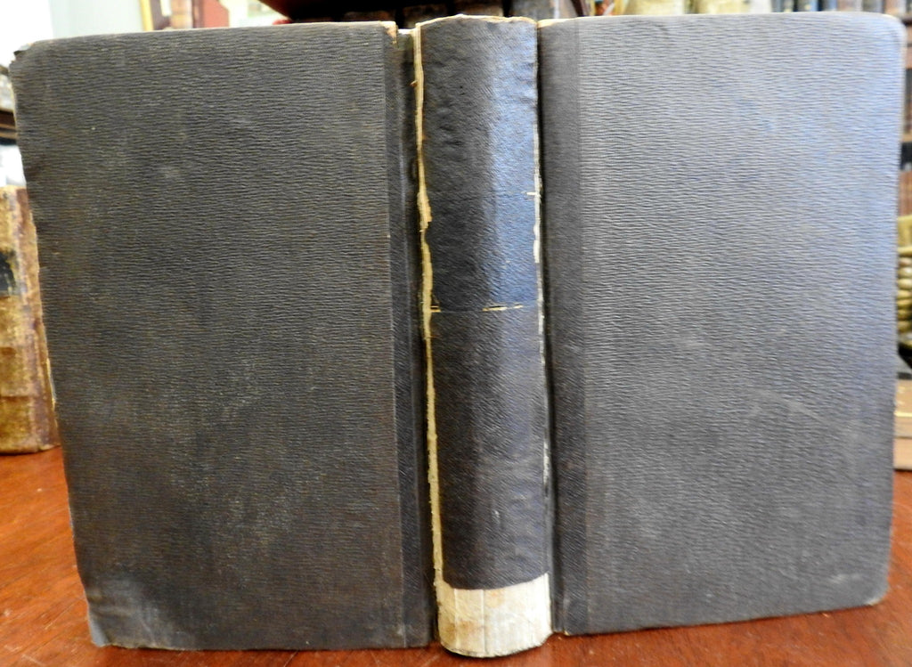 History of Long Island Discovery & Settlement 1839 Benjamin Thompson old book