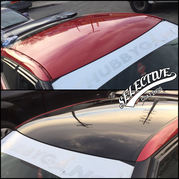 Avery Dennison SW900 Gloss Black Vinyl