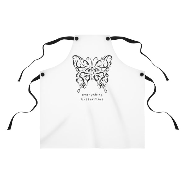 Everything Butterflies Apron