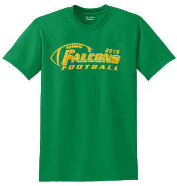 Cicero Falcons 1 Gildan® - DryBlend® 50 Cotton/50 Poly T-Shirt. 8000