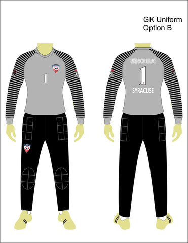 MANDATORY Team Goalkeeper Set