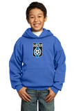 Port & Company® - Youth Pullover Hooded Sweatshirt. PC90YH