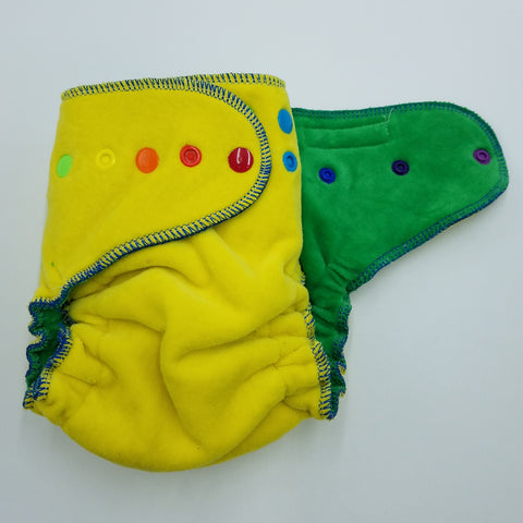 One Size Toddler - Lemon Cucumber Refresher - CV-   Windpro - Hybrid Fitted - $47
