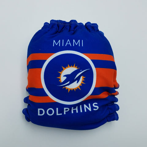 Dolphins - DBP - Windpro - Hybrid Fitted Day - $35