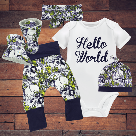 Infant Toddler Baby Sets - Safari ($10-$50)