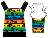 KB Carriers - African Safari - Custom  $189
