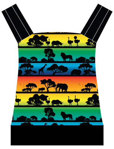KB Carriers - African Safari - Custom  $109