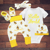 Infant Toddler Baby Sets - Bee ($10-$50)