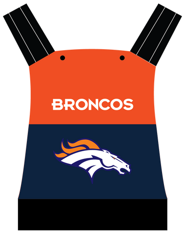 denver broncos soft Baby carrier