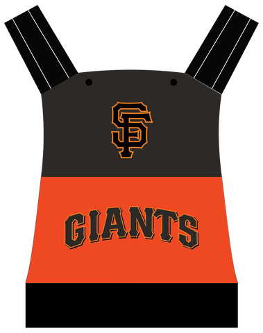 KB Carrier - SF Giants - Custom  $109