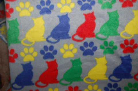 Cats Prints - OS NIGHT - Hybrid Fitted - Windpro