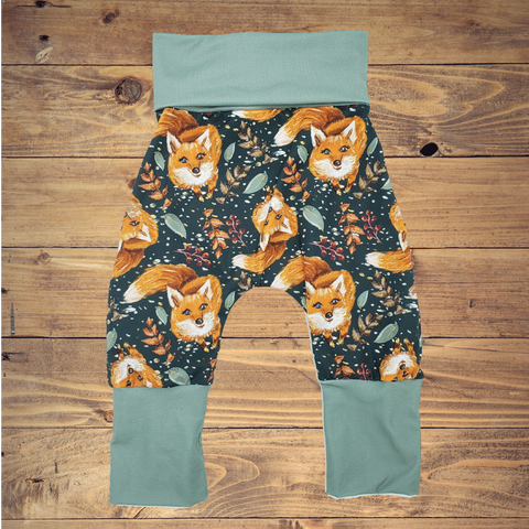 Fox - All Sizes - Harems