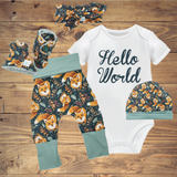 Newborn Sets - Fox ($10-$45)
