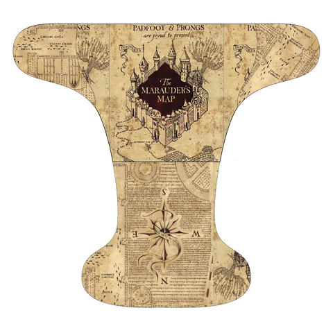 Marauder's Map Trail - Custom - Made to Order