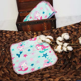 MERMAID CLOTH WIPES - (QUANTITY 10)