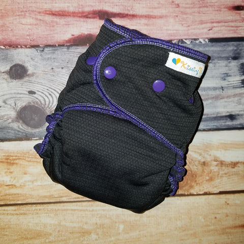 RTS Toddler Bullet Night Dark Purple - Windpro Hybrid Fitted- $57