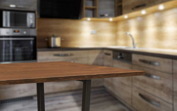 10 Hand Crafted Kitchen Furniture Ideas