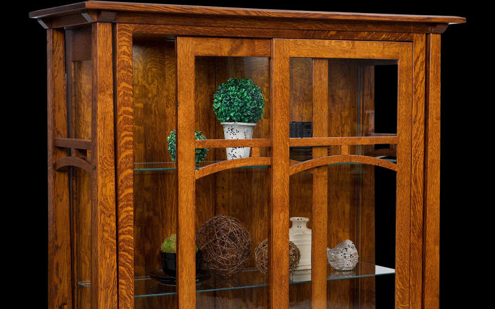 5 Ways a Wooden Curio Cabinet Can Improve Your Home
