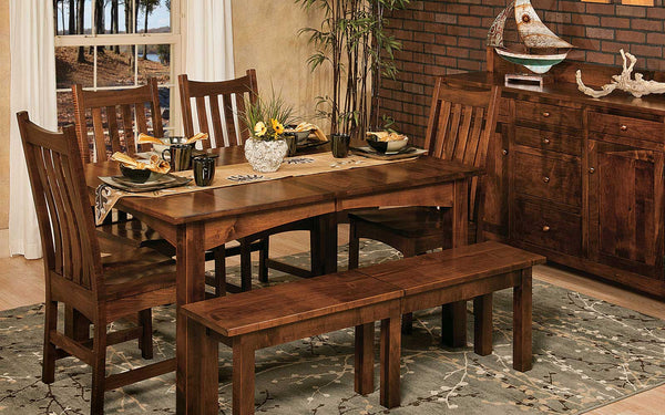 6 Reason to eat family dinners together around the dinning room table | Home and Timber