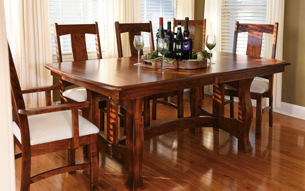 A Hardwood Dining Table Set Should Be Your Centerpiece