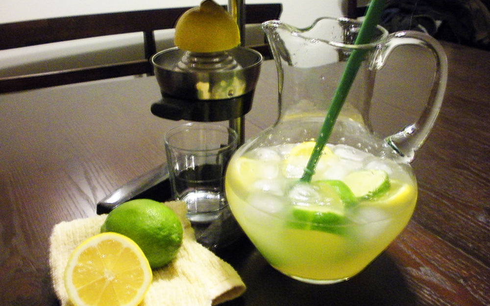 Almond Lemonade Recipe
