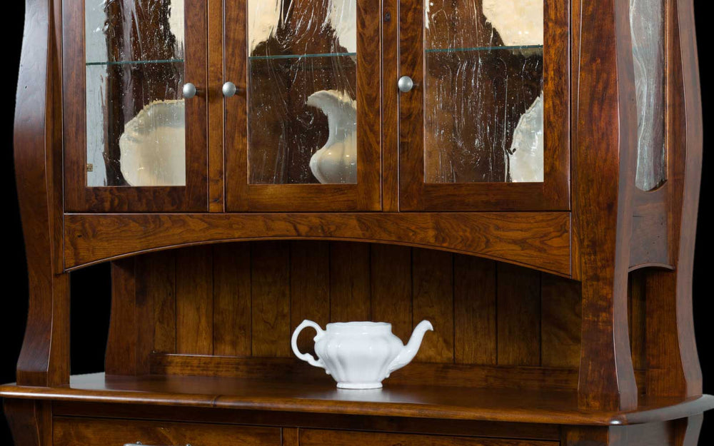 How a Beautiful Solid Wood Hutch Can Transform Your Living Space