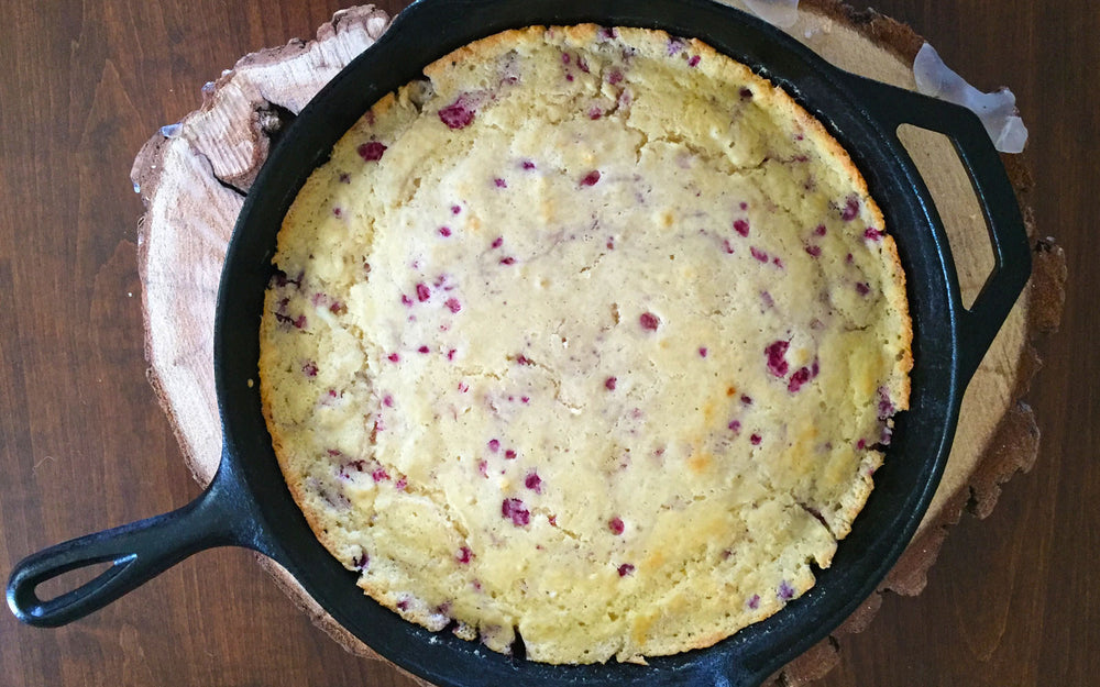 Max's Cast Iron Pancake Recipe