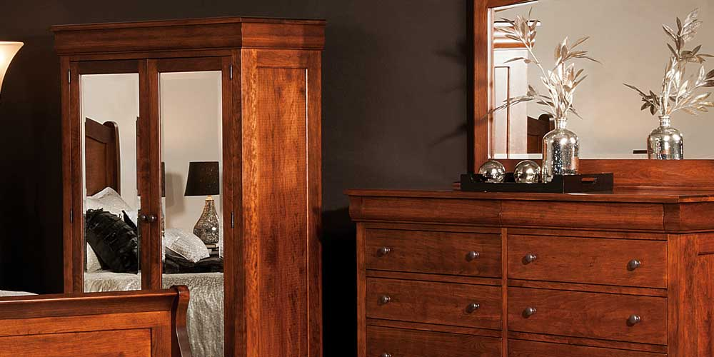 Marshfield Collection Armoire | Home and Timber