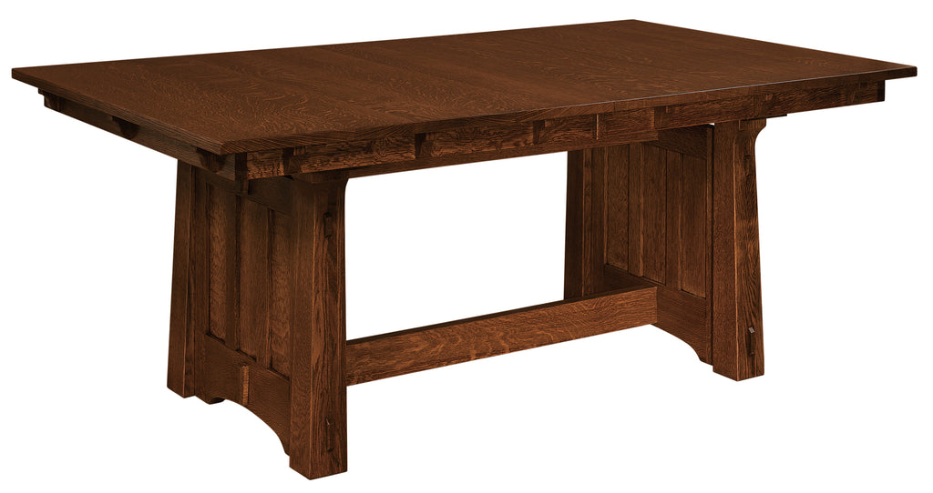 Beaumont Trestle Extension Table | Home and Timber
