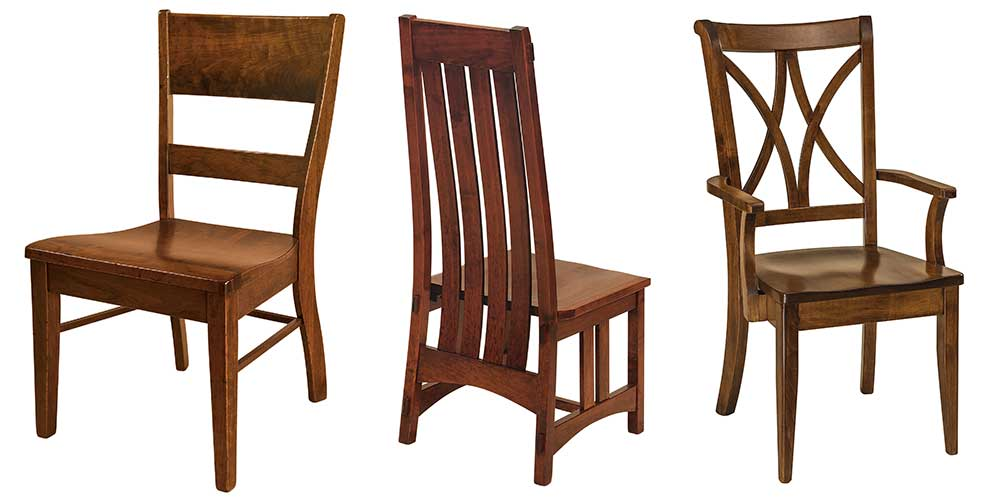 Hardwood Chairs | The Best Seat in the House | Home and Timber