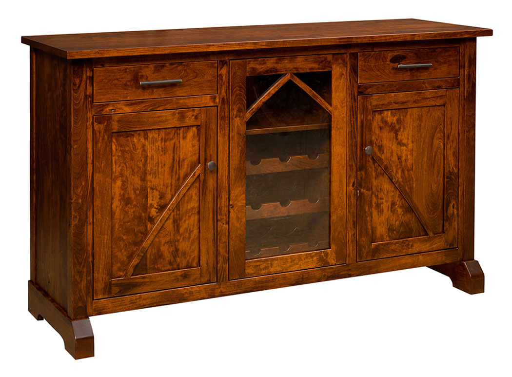 Bostonian Solid Wood Sideboard | Home and Timber