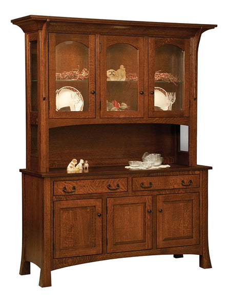 Breckenridge Buffet and Hutch | Home and Timber