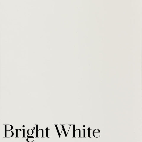 Bright White Paint