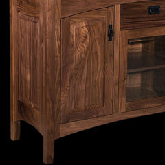 Cambria Sideboard in Walnut by Home and Timber