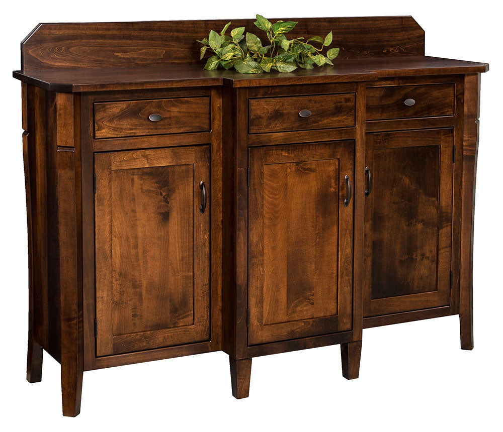 Candice Solid Wood Sideboard | Home and Timber