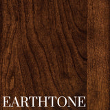 Cherry with a Earthtone Finish | Stain Sample | Home and Timber