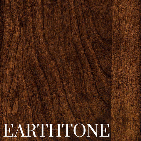 Earthtone Finish on Cherry Wood by Home and Timber