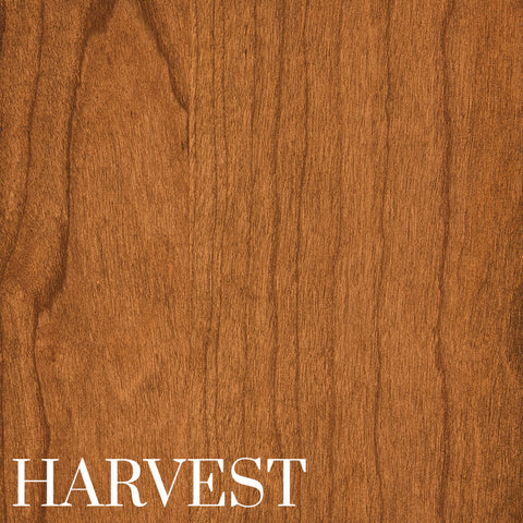 Harvest Finish on Cherry Wood by Home & Timber